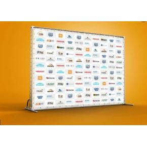 BACKDROP FRONT LIGHT 440G 3000X250MM - 4X0