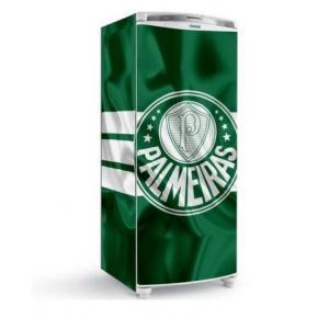 Adesivo geladeira Palmeiras